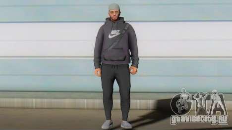 GTA Online Skin Ramdon N20 Male v1 для GTA San Andreas