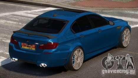 BMW M5 F10 H-Style для GTA 4
