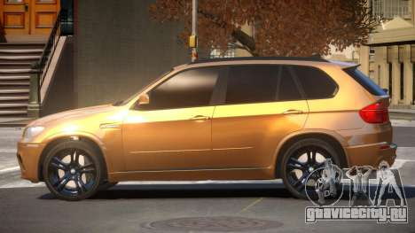 BMW X5M NR для GTA 4