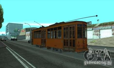 OM Peter Witt для GTA San Andreas