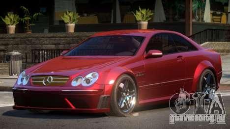 Mercedes Benz CLK63 SR для GTA 4