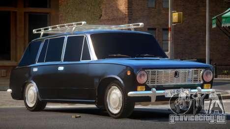 VAZ 2102 CL для GTA 4