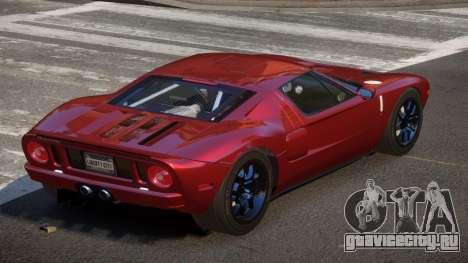 2005 Ford GT для GTA 4
