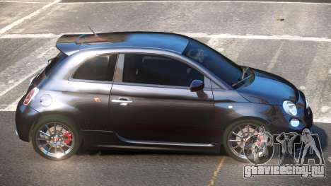 Fiat 500 Abarth LS для GTA 4