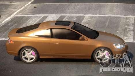 Acura RSX i-VTEC для GTA 4
