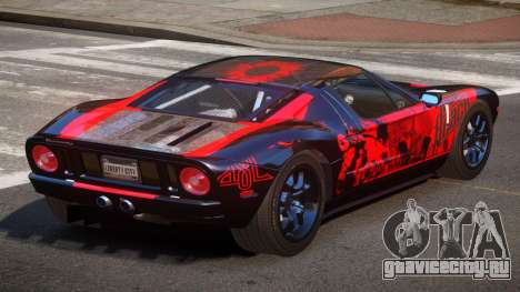 2005 Ford GT PJ4 для GTA 4