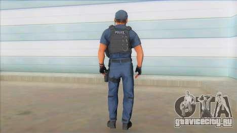 SWAT Technician для GTA San Andreas