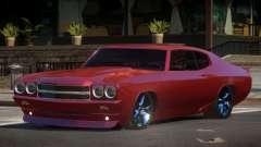 Chevrolet Chevelle SS LT для GTA 4