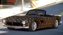 1958 BMW 507 PJ1 для GTA 4