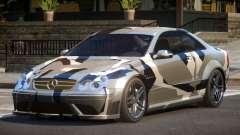 Mercedes Benz CLK63 SR PJ4 для GTA 4
