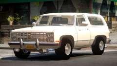 Chevrolet Blazer K5 OR для GTA 4