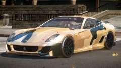 Ferrari 599XX SD PJ3 для GTA 4