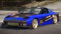 Mazda RX7 GST PJ3 для GTA 4