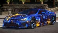 Lexus LFA R-Tuned PJ3 для GTA 4