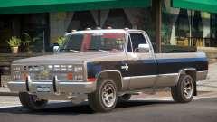 Chevrolet Silverado ST V1.0 для GTA 4