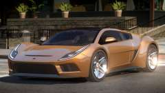 Saleen S5S Raptor GT для GTA 4