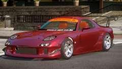 Mazda RX7 SP для GTA 4