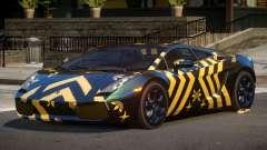 Lamborghini Gallardo GS PJ3 для GTA 4