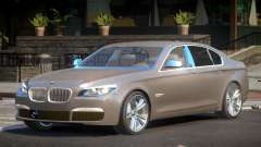 BMW 750i ES для GTA 4