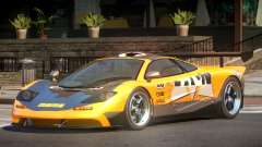 McLaren F1 BS PJ5 для GTA 4