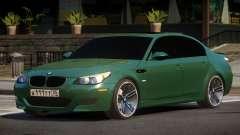 BMW M5 E60 MR для GTA 4