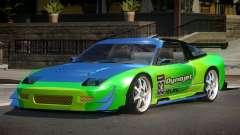 Nissan 240SX R-Tuned PJ6 для GTA 4