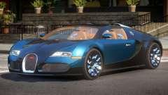 Bugatti Veyron GST для GTA 4