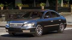 Hyundai Azera SN для GTA 4