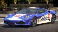 Ferrari F430 BS PJ6 для GTA 4