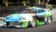 1997 Toyota Supra PJ3 для GTA 4