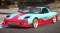 Mazda RX7 GST PJ5 для GTA 4