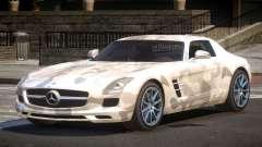Mercedes Benz SLS GST PJ1 для GTA 4