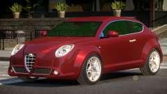 Alfa Romeo MiTo RS для GTA 4