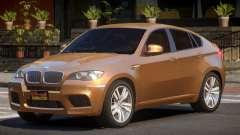 BMW X6M NR V1.0 для GTA 4