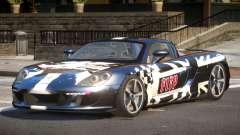 2005 Porsche Carrera GT PJ5 для GTA 4