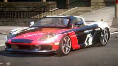 2005 Porsche Carrera GT PJ1 для GTA 4