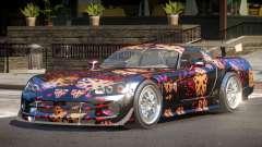 Dodge Viper BS PJ4 для GTA 4