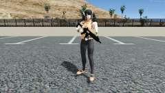 Xiaoyu Tekken 7 для GTA San Andreas