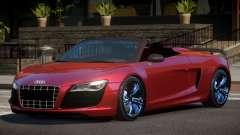 Audi R8 GST для GTA 4