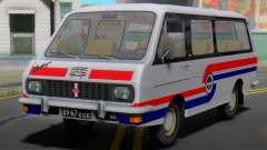 РАФ 2203 Латвия для GTA San Andreas