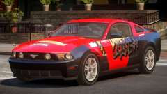 Ford Mustang MS PJ2 для GTA 4