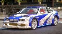 BMW M3 E46 GTR PJ4 для GTA 4
