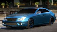 Mercedes Benz CLS B-Style для GTA 4