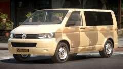 Volkswagen Transporter T5 MS PJ2 для GTA 4