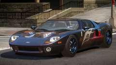 2005 Ford GT PJ1 для GTA 4