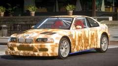 BMW M3 E46 GTR PJ5 для GTA 4