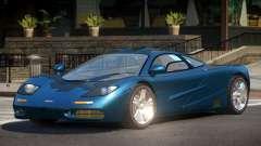 McLaren F1 PSI для GTA 4