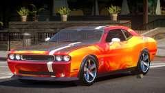 Dodge Challenger 392 GST PJ3 для GTA 4