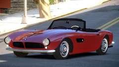 1958 BMW 507 для GTA 4