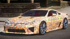 Lexus LFA R-Tuned PJ5 для GTA 4
